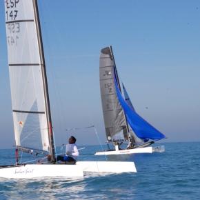 Fotos Campeonato de España de Catamaran 10 11 12 Septiembre2010