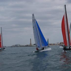Copa de España de Catamaran Denia Abril2012