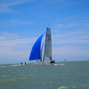 Campeonato de Andalucía de Catamarán 9 y 10 de Junio de2012