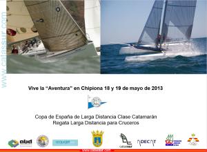 Catamaran Larga Distancia 2013
