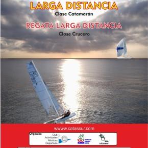 Ya esta publicado el anuncio de regata Copa de España de Larga Distancia Clase Catamaran2013
