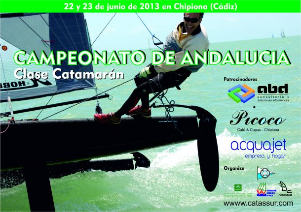 Cartel Campeonato de Andalucia 2013