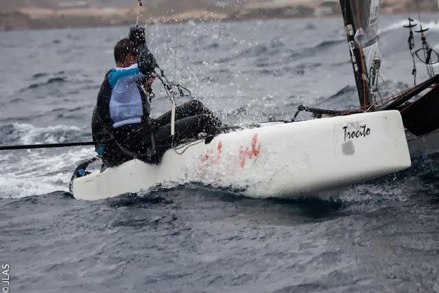 Finaliza el Campeonato de España de Catamaranes 2013 AGUILAS (Murcia) (5/6)