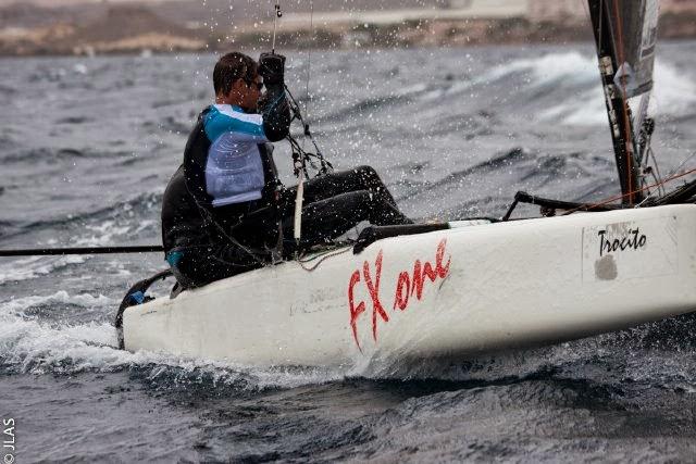 Finaliza el Campeonato de España de Catamaranes 2013 AGUILAS (Murcia) (6/6)