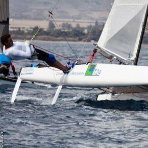 Finaliza el Campeonato de España de Catamaranes 2013 AGUILAS(Murcia)