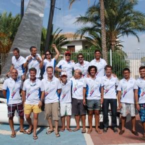 Campeonato de España Águilas (Murcia)2013