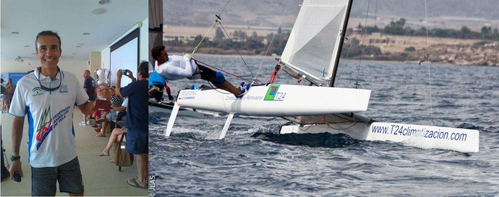 Finaliza el Campeonato de España de Catamaranes 2013 AGUILAS (Murcia) (1/6)