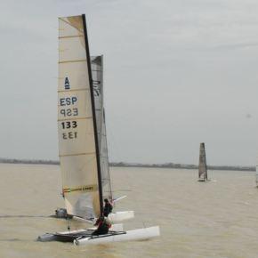 Arranca la VI liga de invierno de catamarán Trofeo CapitánFantasma
