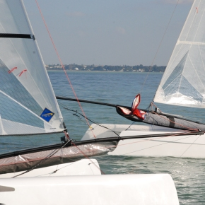 Tercera Prueba Liga de Invierno de Catamarán Trofeo CapitánFantasma