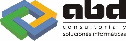ABD Consultoría y Soluciones Informáticas.