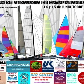 Anuncio de Regata: 2ª Copa de Andalucía de Catamarán2014