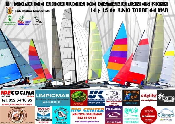 cartel catamaranes A3