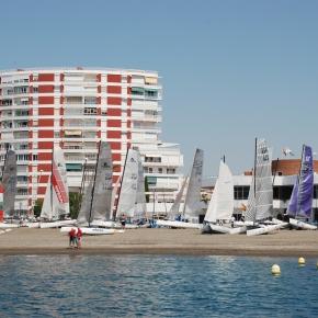Fotos de Copa de Andalucía de Catamaranes Torre delMar