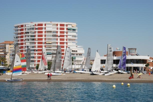 Copa de Andalucía 2014 Torre del Mar