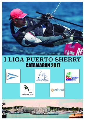 Liga Catamarán Puerto Sherry2017
