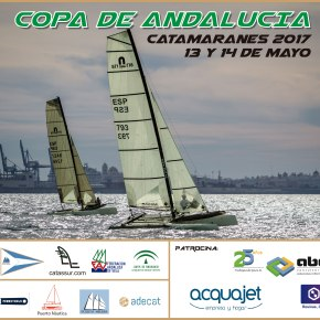 Anuncio Regata II Copa de Andalucía C.N.Puerto Sherry2017