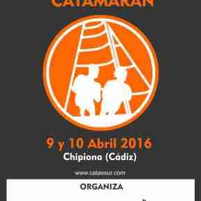 Anuncio Regata: 1ª Copa de Andalucía de Catamaranes 2016Chipiona