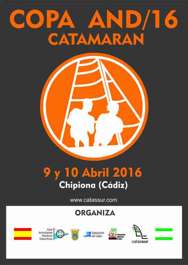 Cartel 1 Copa Andalucia 2016