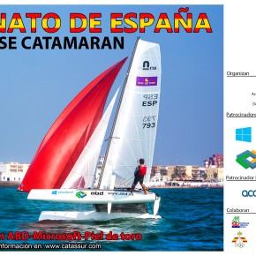 Anuncio de Regata: Campeonato de España Catamarán2014.