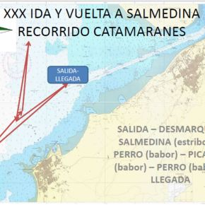 Anuncio Regata: XXX Ida y Vuelta aSalmedina