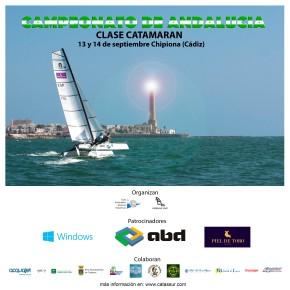 Campeonato de Andalucía clase Catamarán2014
