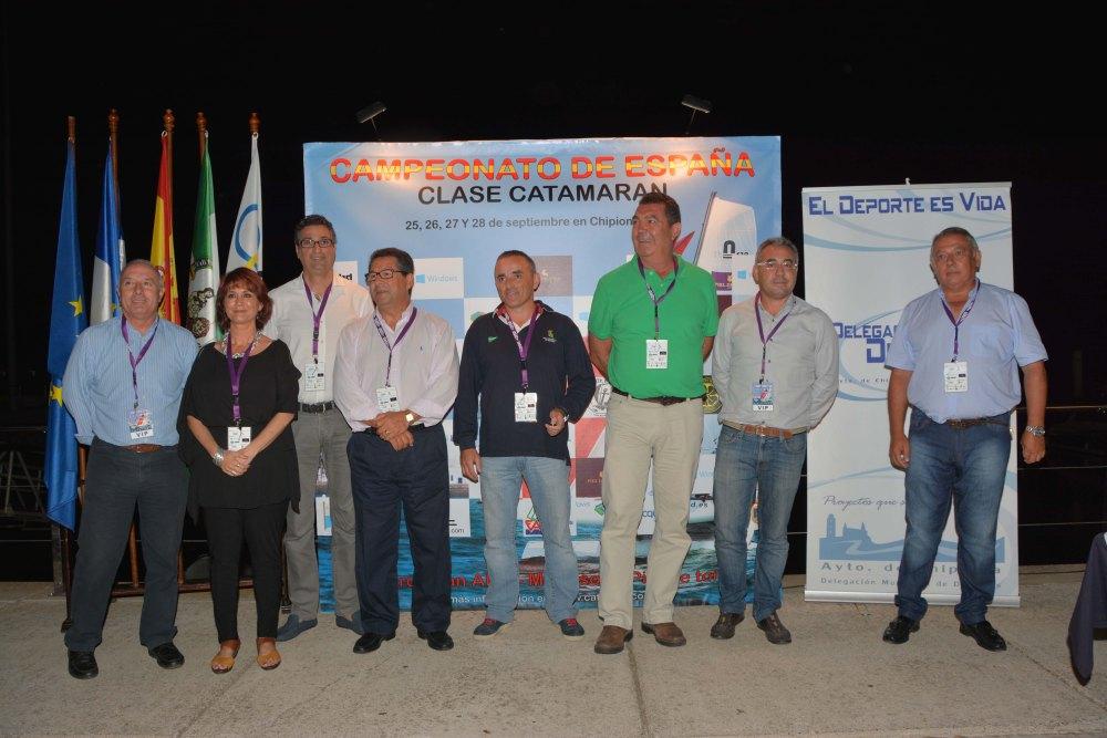 Finaliza el Campeonato de España de Catamarán (2/6)