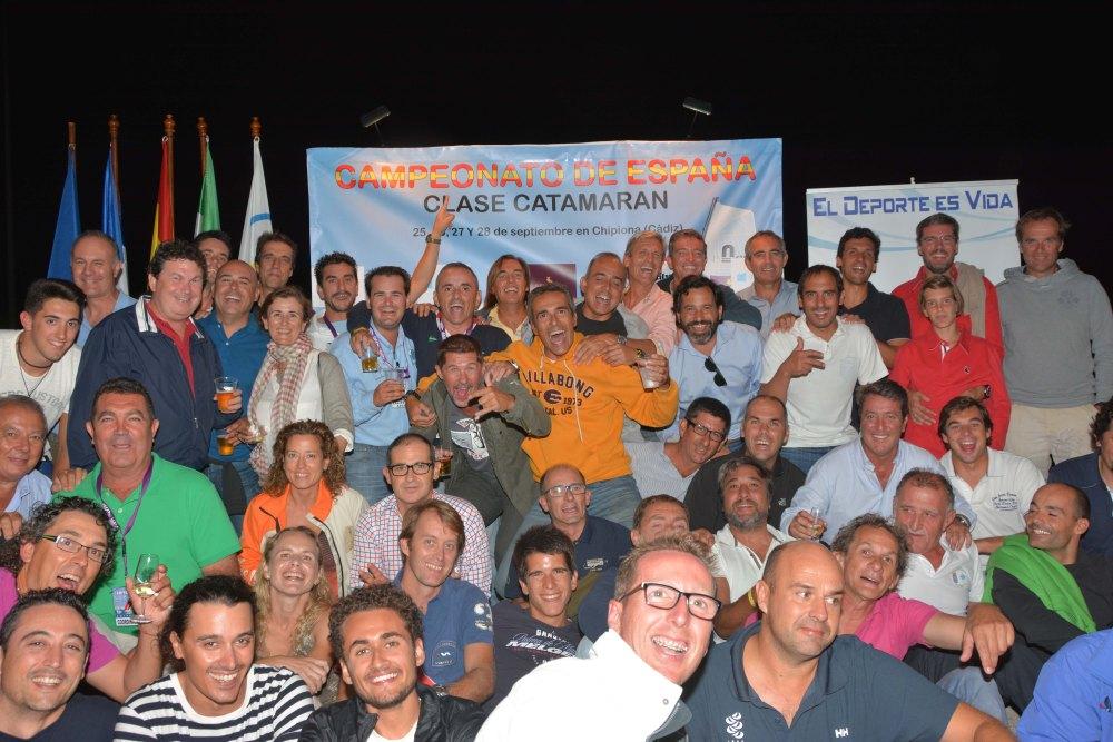 Finaliza el Campeonato de España de Catamarán (3/6)