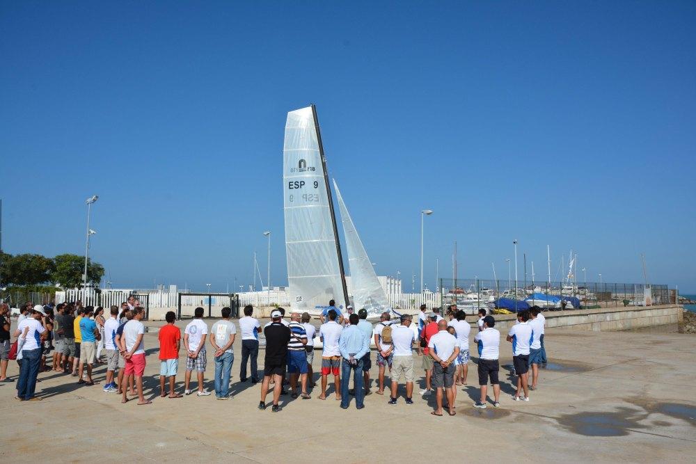 Finaliza el Campeonato de España de Catamarán (5/6)