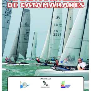 Arranca la VII Liga de Invierno de Catamarán Chipiona2014-2015