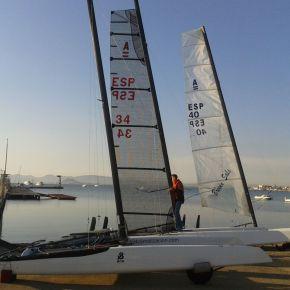 Trofeo Ranking Nacional Clase A 2015, tercer puesto para SantiNieto