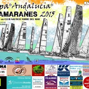 Anuncio Regata Copa de Andalucía Torre delMar