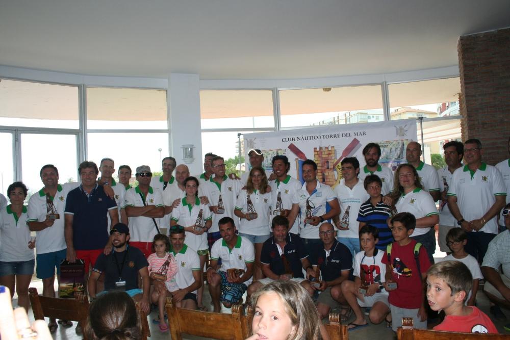 Copa de Andalucía 2015 en Torre del Mar (Málaga) (1/2)