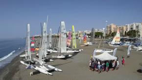 Copa de Andalucía 2015 en Torre del Mar(Málaga)