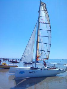 Se Vende Catamarán Warp 18