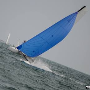 Puerto Sherry: Campeonato de España de Catamarán2017