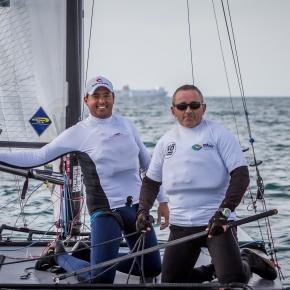 Nieto y Martin-Prat comienzan la preparación del EuropeoF18.