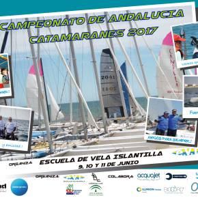 Arranca el Campeonato de Andalucía de Catamarán2017