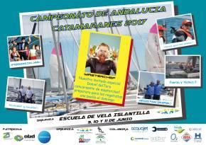 Campeonato de Andalucía de Catamarán, E.V.I. 2107, Anuncio de Regatas, Instrucciones y EventosSociales