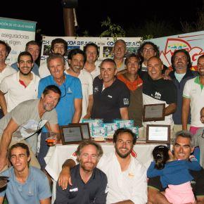 Santiago Nieto en Clase A y la tripulación de Nacho Alcina y Jaime Terrades en F18, se proclaman campeones autonómicos enIslantilla
