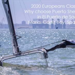 El Club Náutico Puerto Sherry refuerza su candidatura al europeo de Clase A2020