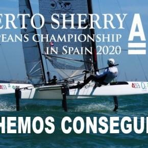 Puerto Sherry sede del Campeonato Europeo de Clase A2020