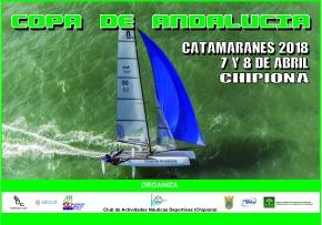 C.A.N.D. Chipiona: Copa de Andalucía deCatamarán