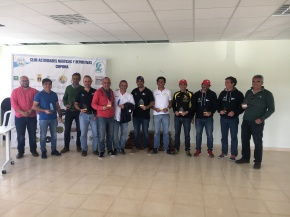 Finaliza la I Copa de Andalucía deCatamarán