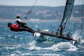 Campeonato de Europa de CatamaránF18