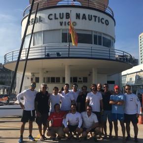 Gran Representación de la Flota Andaluza en el Cpto deEspaña