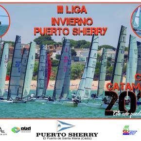 III Liga de Catamarán Puerto Sherry2019