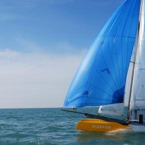 La tripulación Colomer-Marmolejo se adjudican la 2ª prueba de liga PuertoSherry