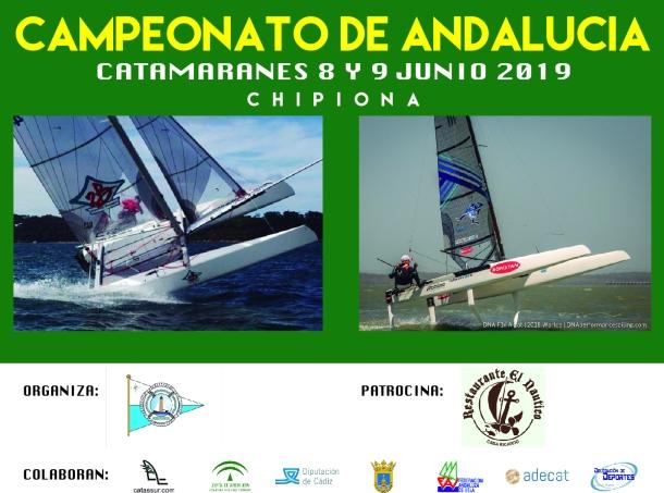 34 Campeonato de Andalucia de Catamarán CAND