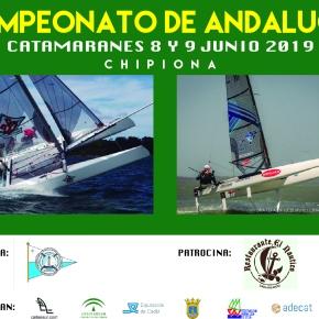 C.A.N.D. Chipiona: Campeonato de Andalucía deCatamarán