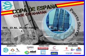 Copa España Catamarán 2019 Club Náutico PuertoSherry